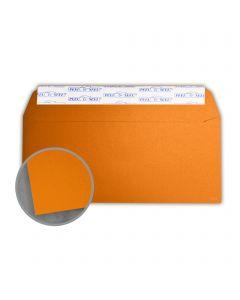 Stardream Flame Envelopes - No. 10 Commercial Peel & Seal (4 1/8 x 9 1/2) 81 lb Text Metallic C/2S 500 per Box