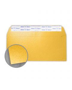 Stardream Gold Envelopes - No. 10 Commercial Peel & Seal (4 1/8 x 9 1/2) 81 lb Text Metallic C/2S 500 per Box