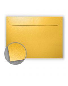 Stardream Gold Envelopes - No. 9 1/2 Booklet (9 x 12) 81 lb Text Metallic C/2S 500 per Box