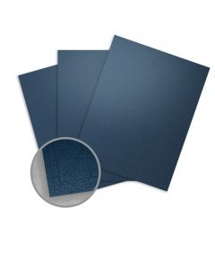 Stardream Lapis Lazuli Card Stock - 12 x 12 in 105 lb Cover Metallic C/2S 100 per Package