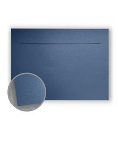 Stardream Sapphire Envelopes - No. 9 1/2 Booklet (9 x 12) 81 lb Text Metallic C/2S 500 per Box